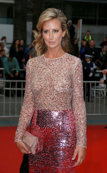 Lady Victoria Hervey.