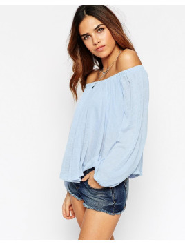 product-asos-smock-top-with-off-shoulder-in-texture-with-bell-sleeve15-28862336