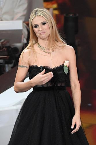 Look Michelle quarta serata Sanremo